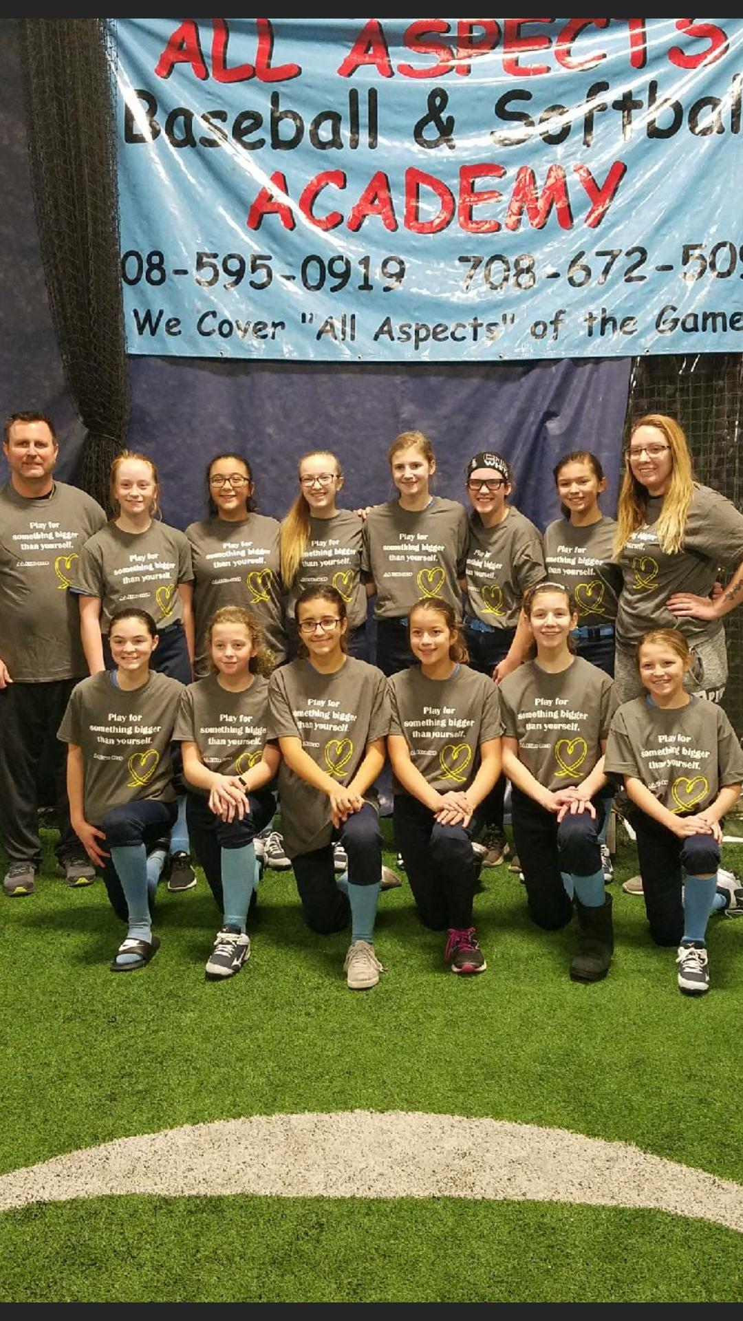AA Elite Cancer tshirt pic